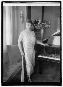 Mary Roberts Rinehart - Photo Courtesy Library of Congress