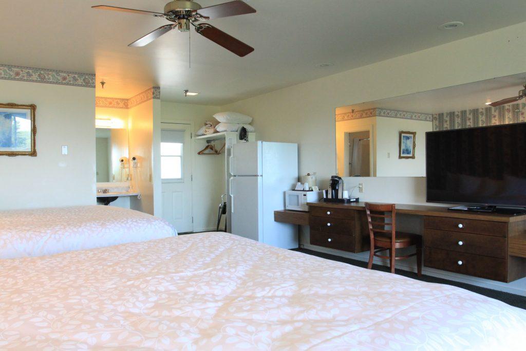 Bar Harbor Maine Resort Guest Room