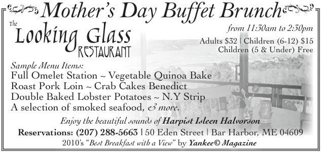 Looking Glass Mother's Day Brunch Buffet 2011