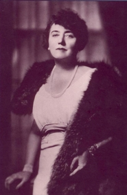 Mary Roberts Rinehart Portrait