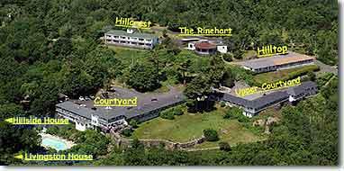 Wonder View Inn Aerial View