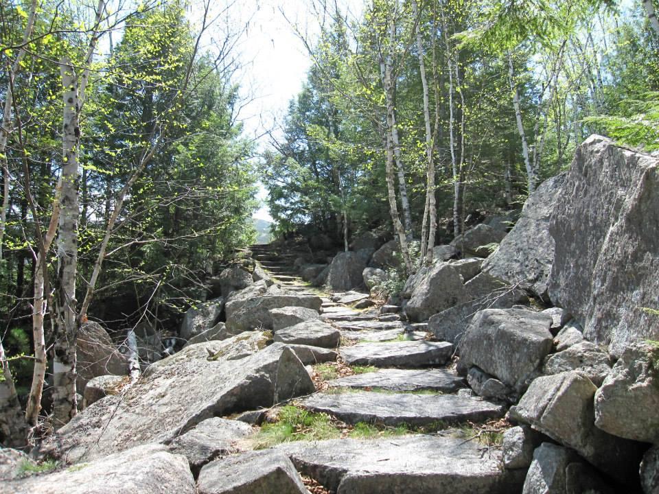 Mt. Desert Island Hiking Trail