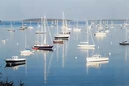 Boats In Southwest Harbor