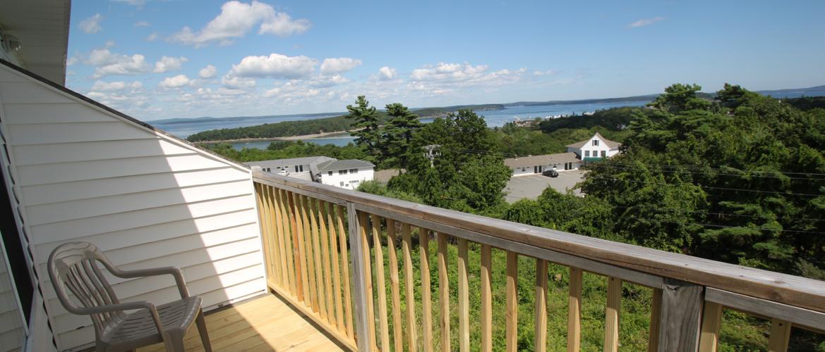 Wonderview Bar Harbor Inn Room View